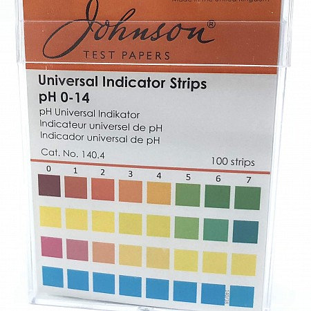 PH INDICATOR STRIP