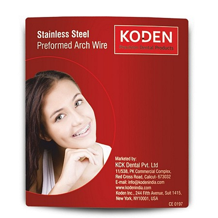 ARCH WIRE STAINLESS STEEL