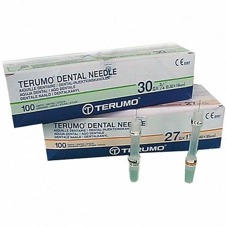 DEANTAL NEEDLE TERUMO