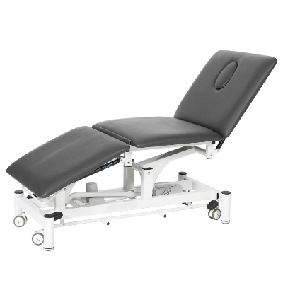 ELECTRIC EXAMINATION COUCH THREE FUNCTION DESCRIPTION